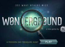 GE Wonderground Treasure Hunt